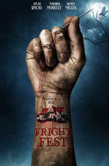 Fright Fest (2018) HDRip XviD AC3-EVO
