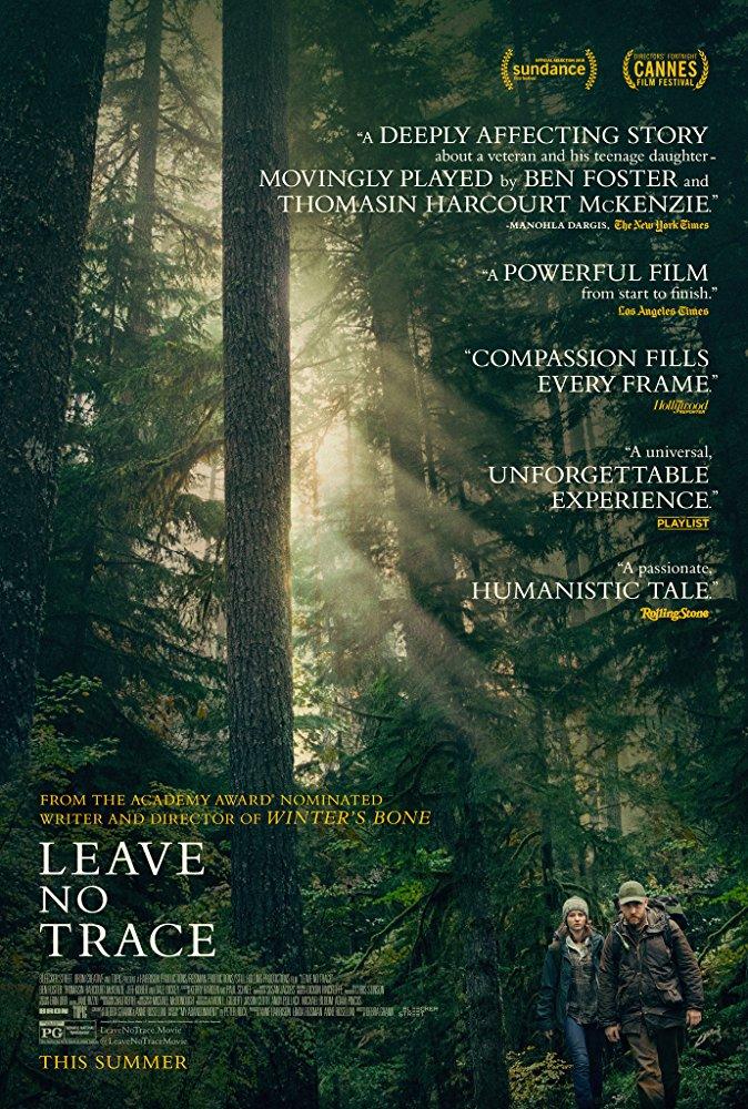 Leave No Trace 2018 BDRip XviD AC3-EVO[TGx]