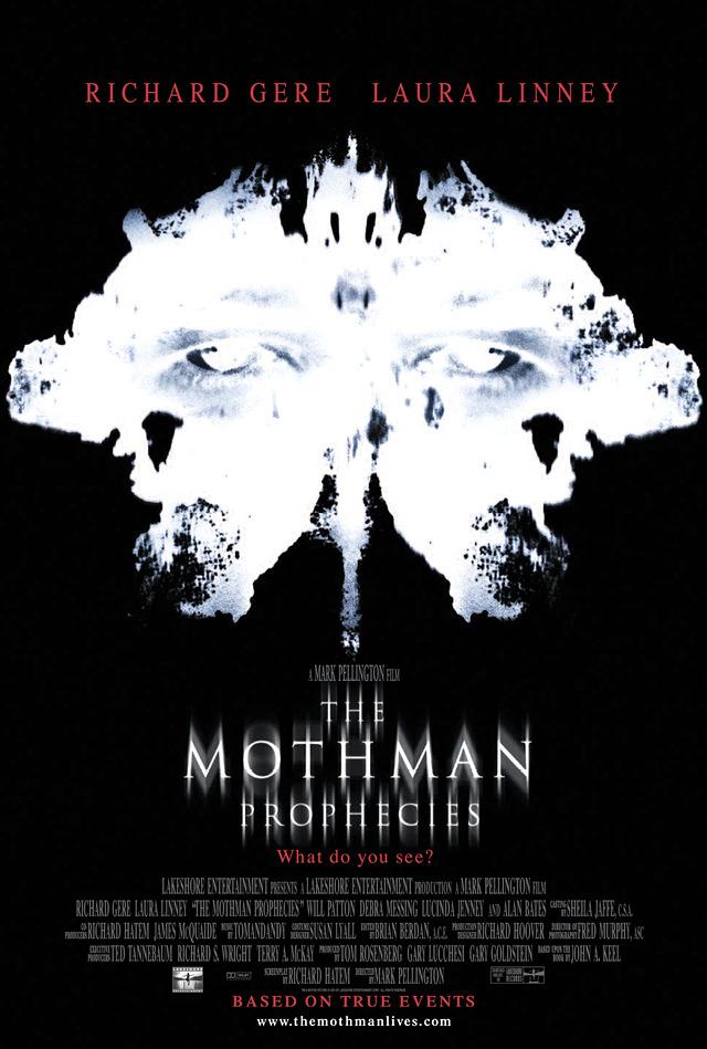 The Mothman Prophecies 2002 BRRip XviD MP3-XVID