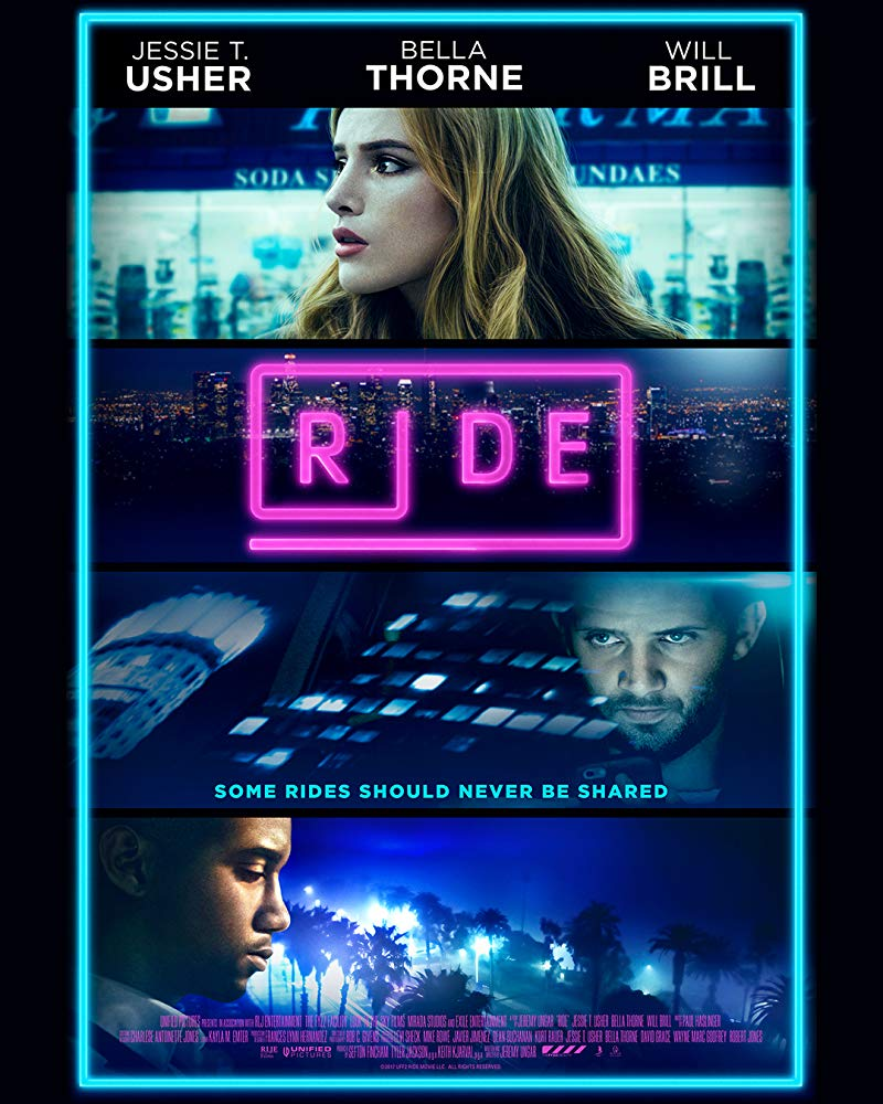 Ride (2018) HDRip AC3 X264-CMRG