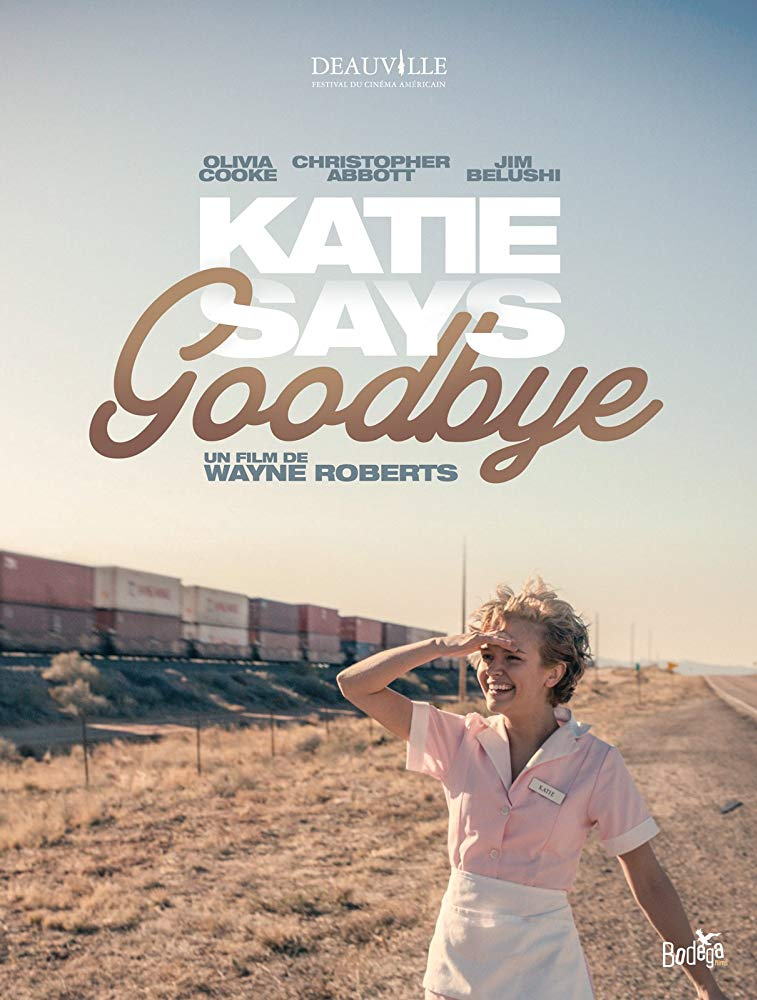 Katie Says Goodbye (2018) HDRip XviD AC3-EVO