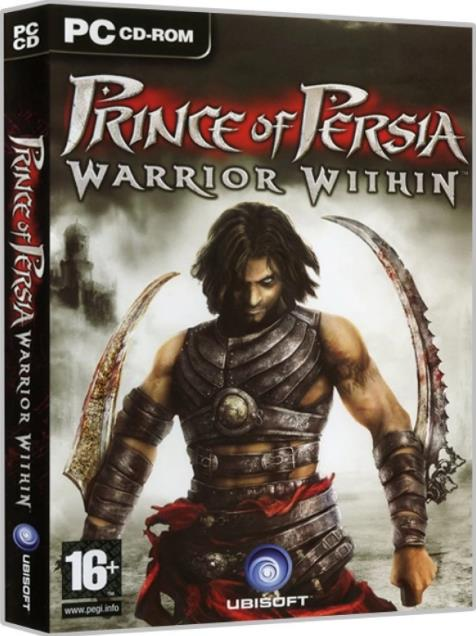 Prince of Persia Warrior Within PC Game Incl Crack