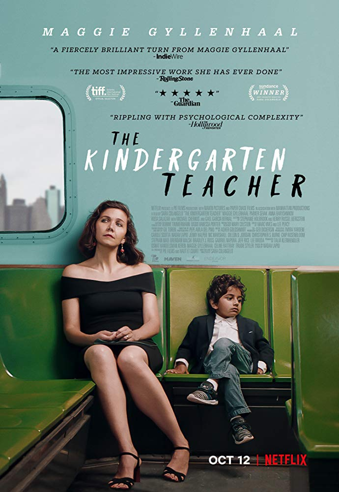The Kindergarten Teacher (2018) WEBRip x264-FGT