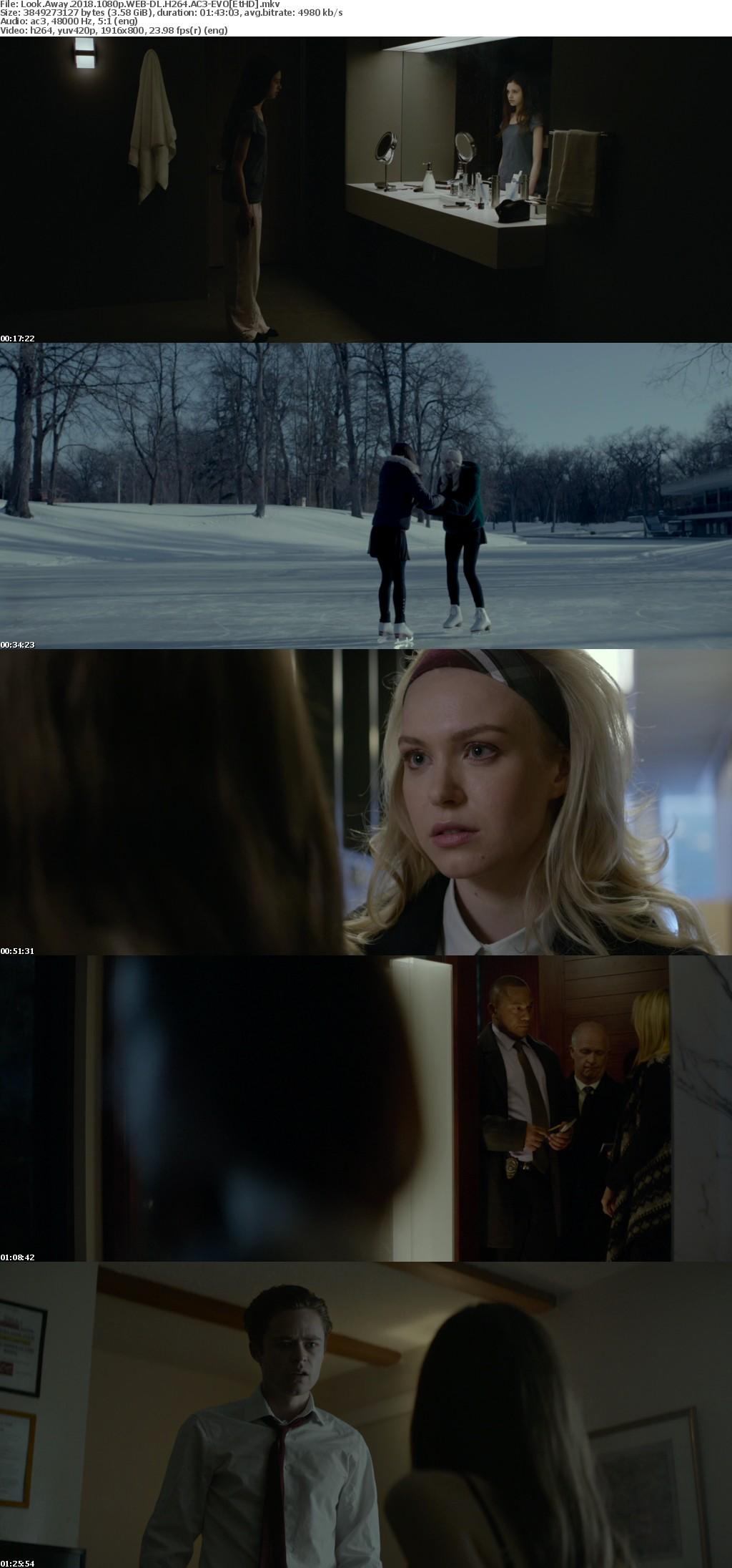 Look Away 2018 1080p WEB-DL H264 AC3-EVO[EtHD]