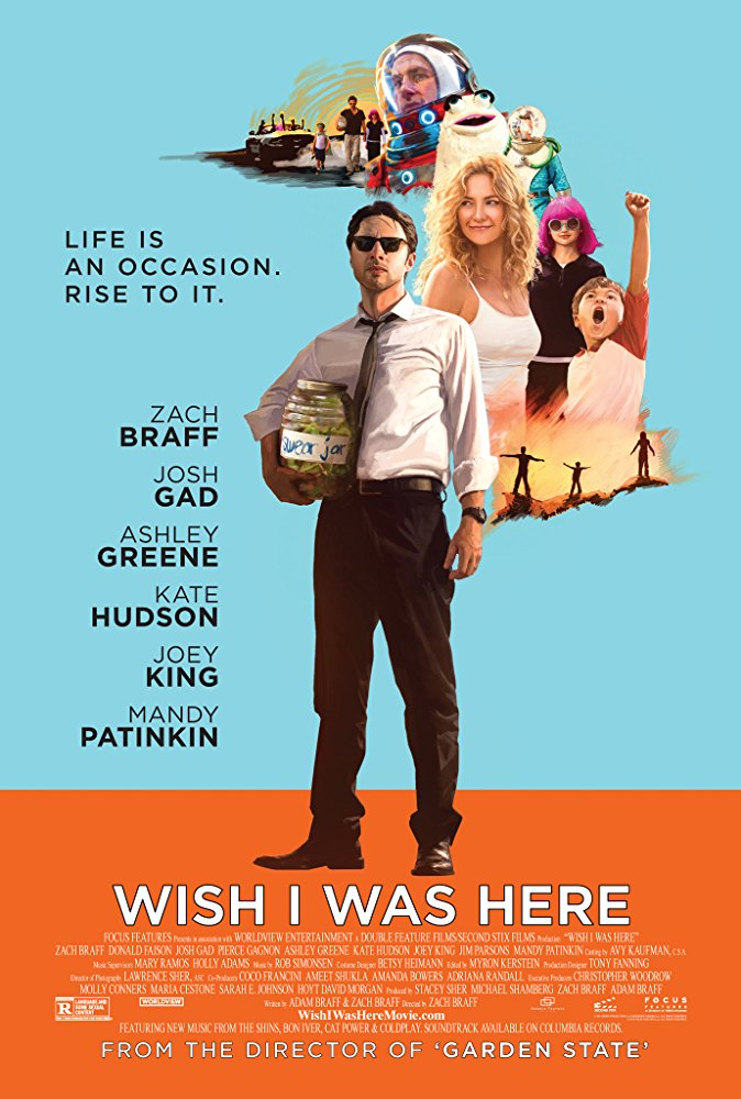 Wish I Was Here (2014) 720p BluRay H264 AAC-RARBG