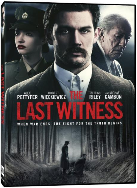 The Last Witness (2018) 720p BluRay x264 DTS-FGT