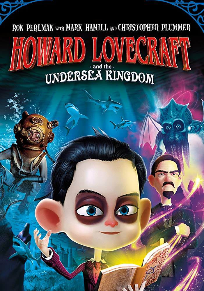 Howard Lovecraft and the Undersea Kingdom (2018) HDRip XviD AC3-EVO