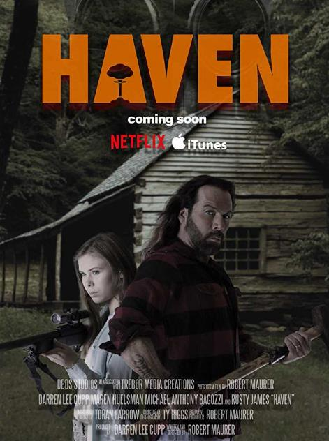 Haven (2018) WEB-DL x264 - SHADOW