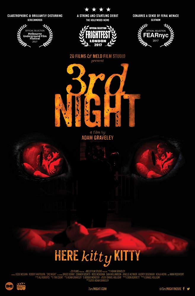3rd Night 2017 DVDRip AAC 2 0 x264 [MW]