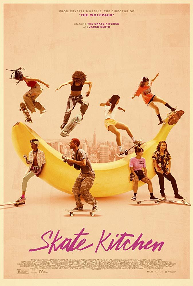 Skate Kitchen 2018 720p WEB-DL x264 AAC - Hon3yHD
