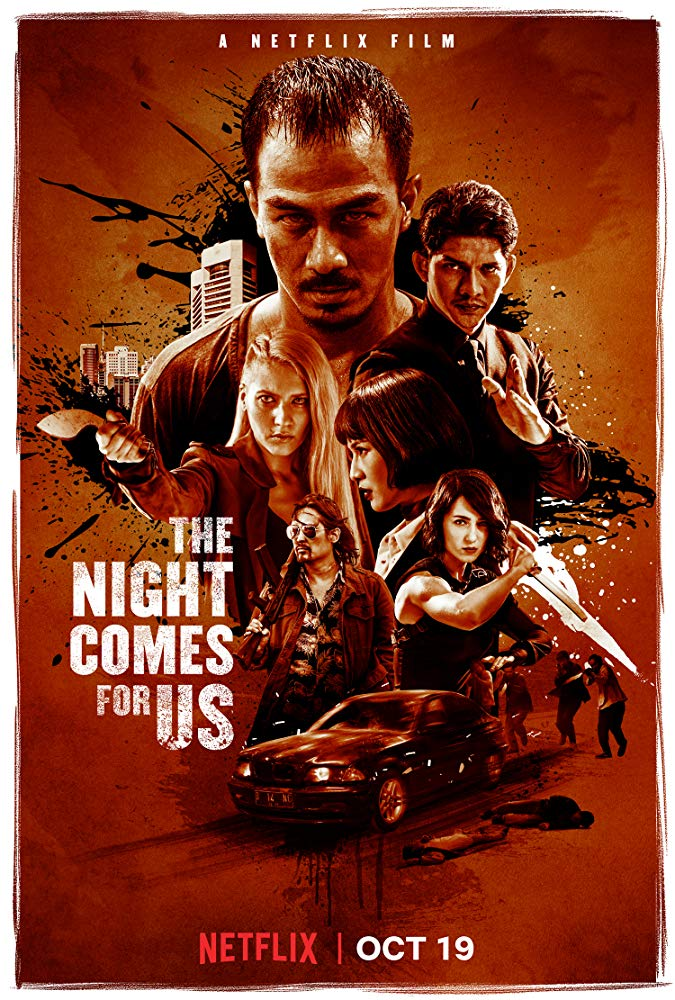 The Night Comes for Us (2018) 720p NF WEB-DL 950MB -MkvCage