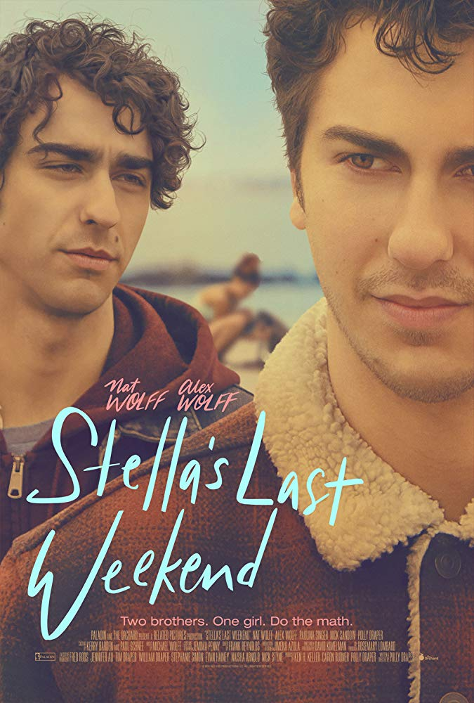 Stellas Last Weekend (2018) 1080p WEB-DL DD5.1 H264-FGTEtHD