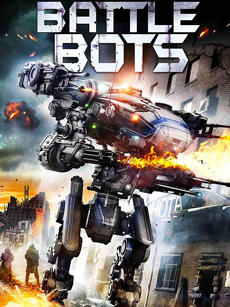 Battle Bots (2018) HDRip XviD AC3-EVO