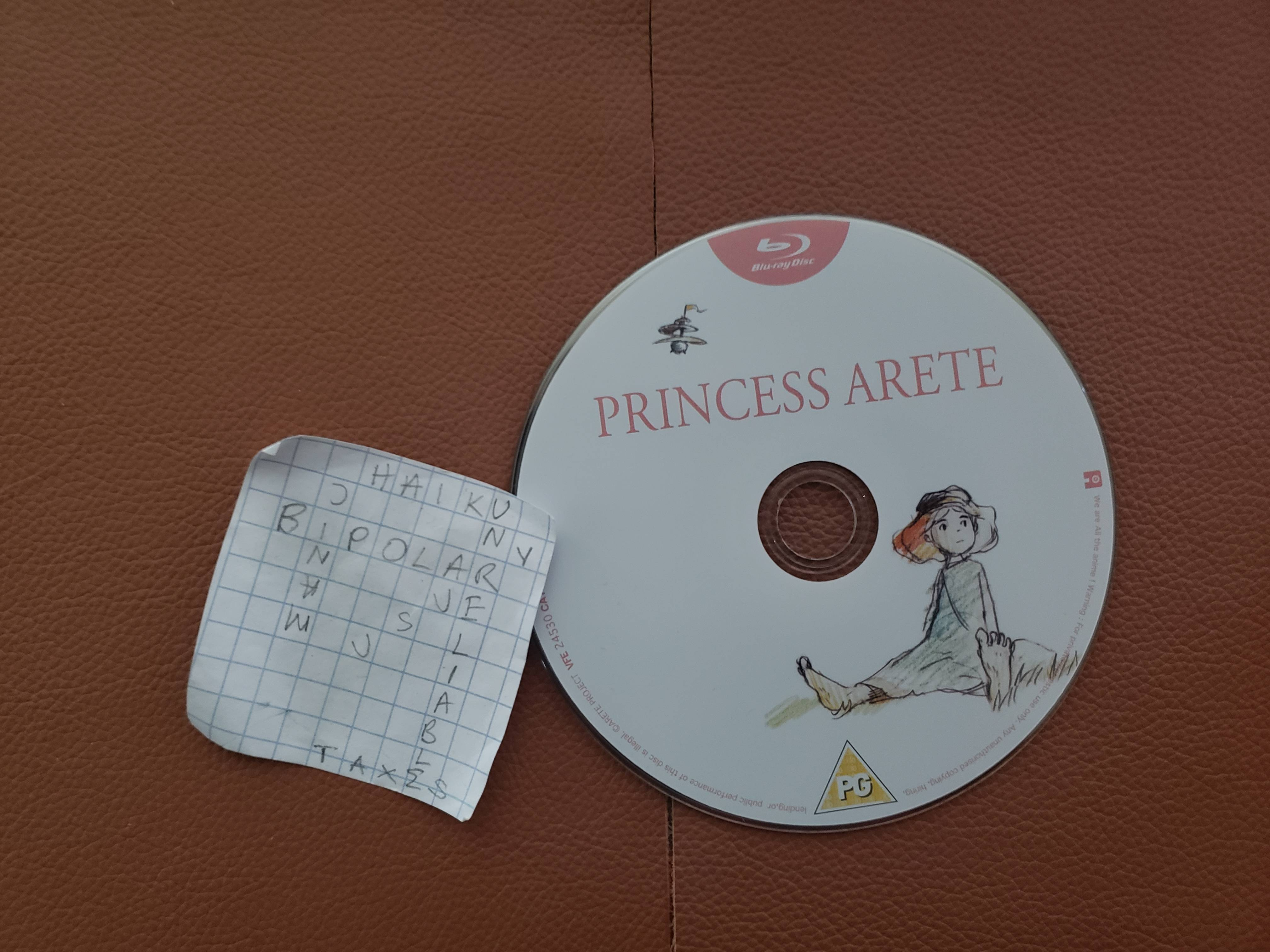 Princess Arete 2001 720p BluRay x264-HAiKU