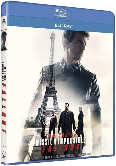 Mission Impossible Fallout (2018) 720p HDRip x265-PANSOLO