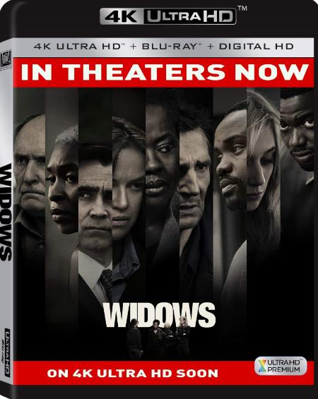 Widows (2018) 1080p BluRay x264 Dual Audio Hindi DD 5.1 - English DD 5.1 ESub MW