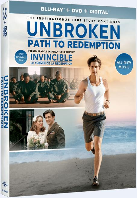 Unbroken Path to Redemption (2018) BRRip AC3 X264-CMRG