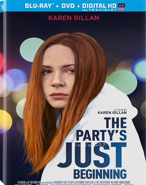 The Partys Just Beginning (2018) HDRip XviD AC3-EVO