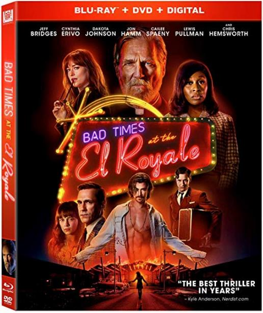 Bad Times at the El Royale (2018) 720p WEB-DL H264 AC3-EVO