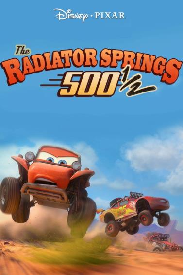 The Radiator Springs 500 5 (2013) 1080p BluRay H264 AAC-RARBG