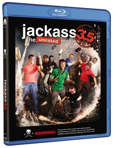Jackass 3.5 (2011) UNRATED 1080p BluRay H264 AAC-RARBG