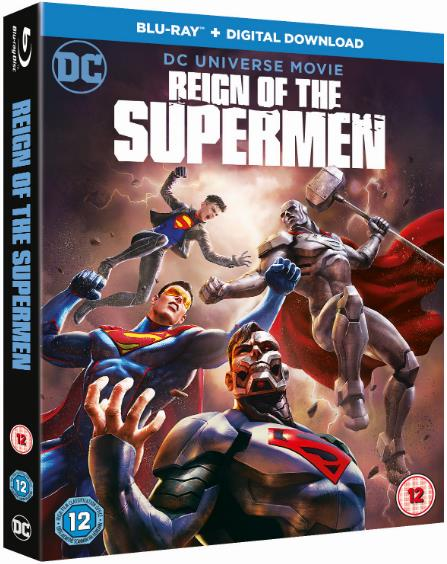 Reign of the Supermen (2019) 1080p WEB-DL DD5.1 H264-FGT