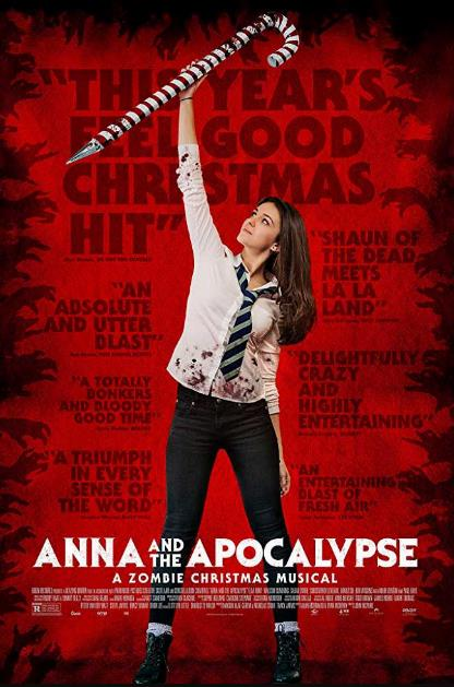 Anna and the Apocalypse (2018) 1080p WEB-DL DD5.1 H264-CMRG