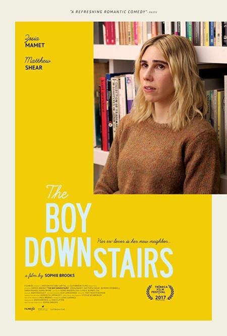 The Boy Downstairs (2017) BRRip AC3 X264-CMRG