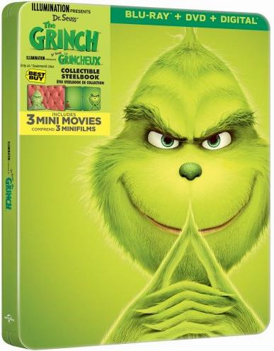 The Grinch (2018) BRRip XviD B4ND1T69