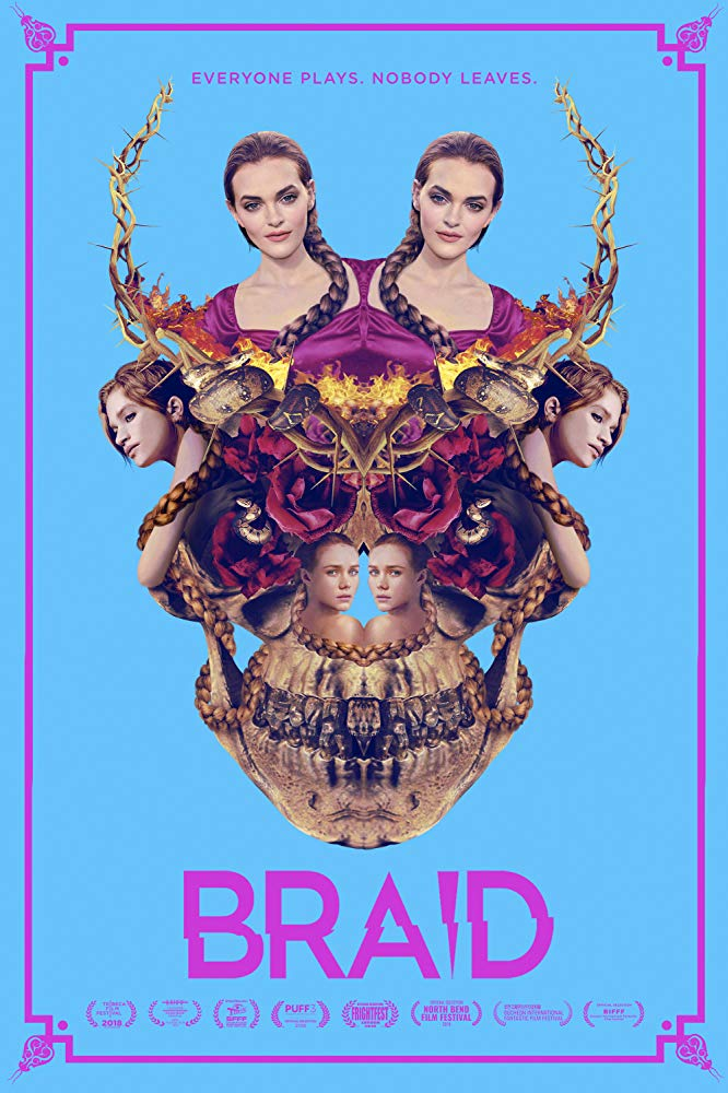 Braid 2018 HDRip AC3 X264-CMRG[TGx]
