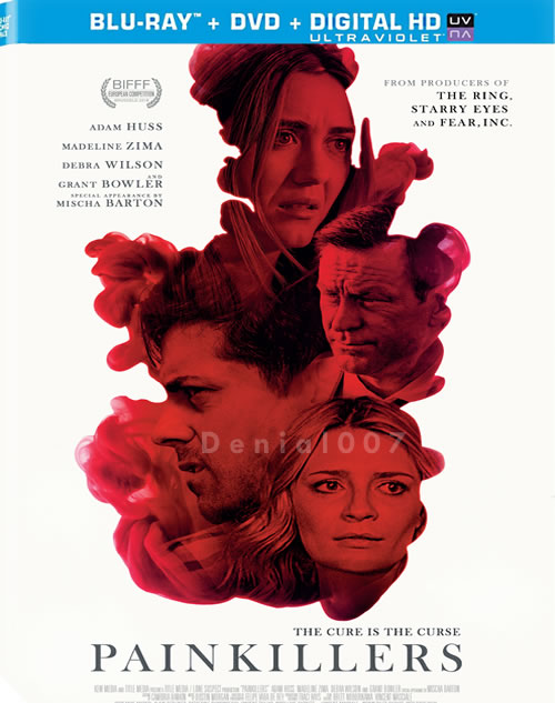 Painkillers (2018) HDRip AC3 X264-CMRG