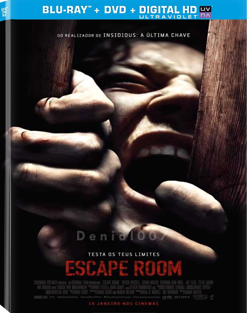 Escape Room (2019) NEW 720p HDCAM-1XBET