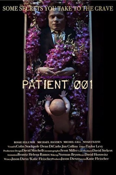 Patient 001 (2019) HDRip XviD AC3-EVO