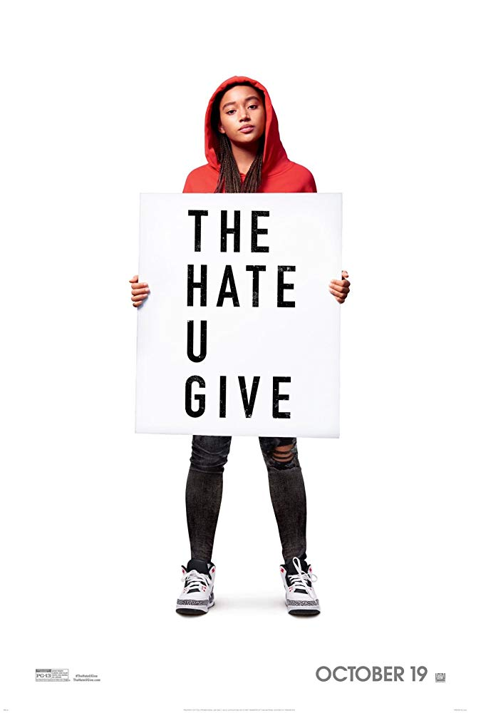The Hate U Give 2018 Bluray 1080p DTS x264-CHD