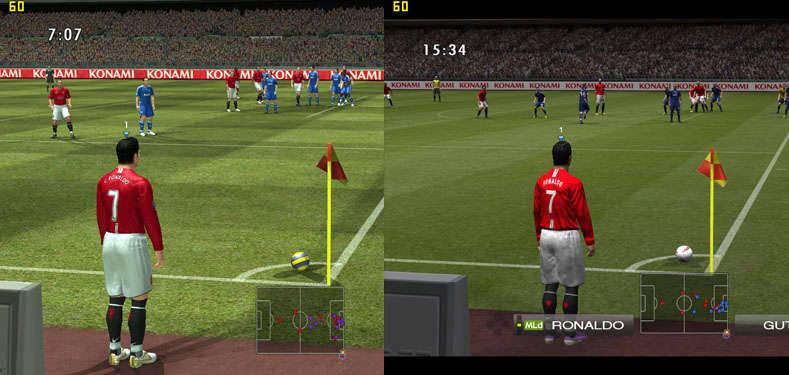 Pro Evolution Soccer 2009 1.4 Patch