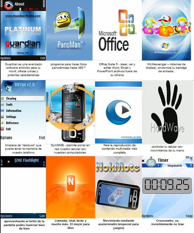 Aplicaciones Java Para Celular