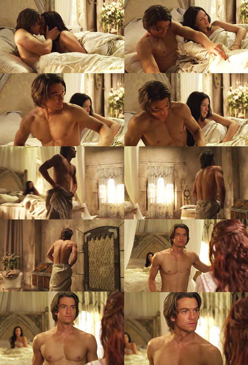 Sorry, Legend of the seeker naked impossible
