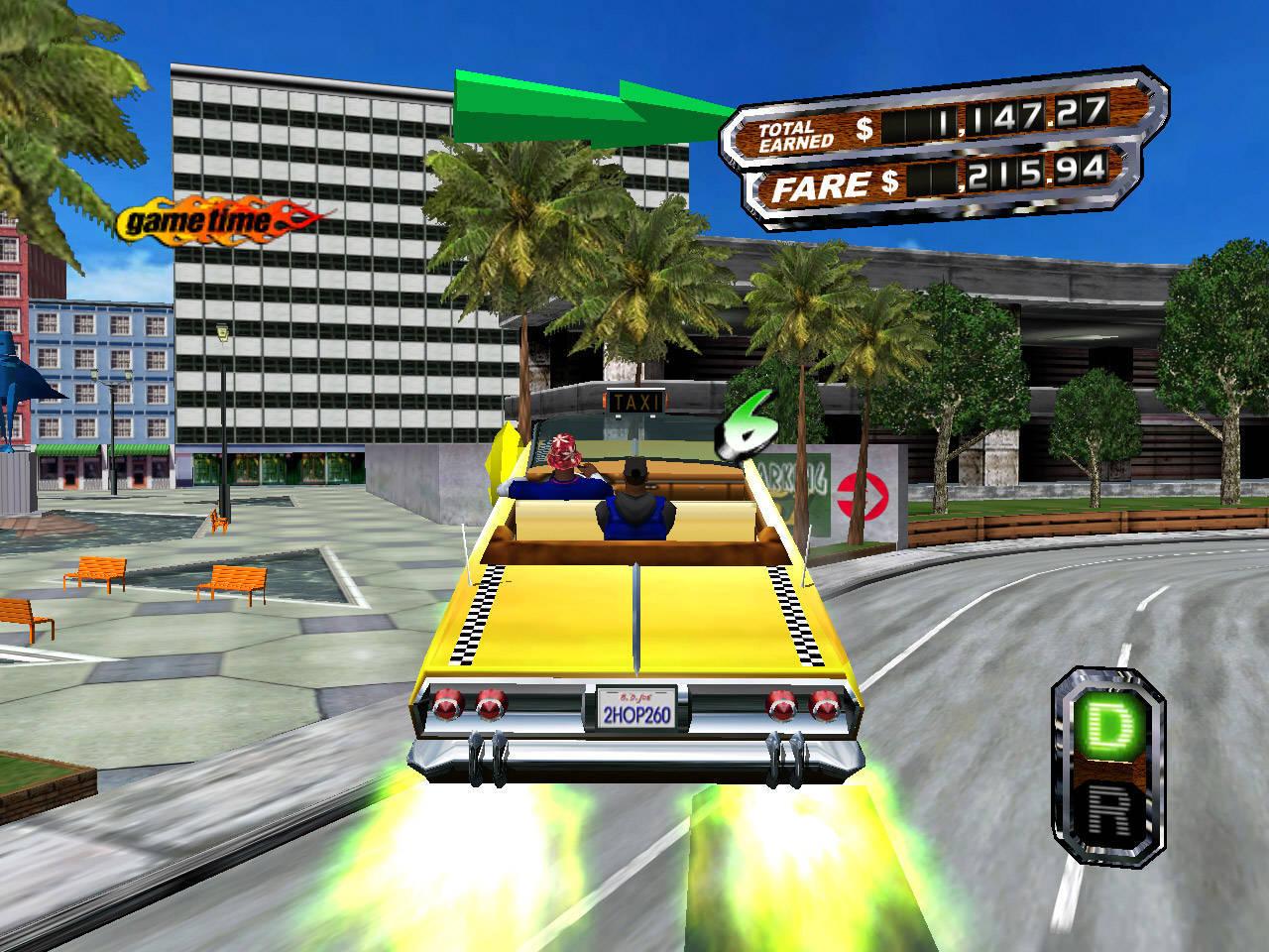 Crazy Taxi 3 Pc