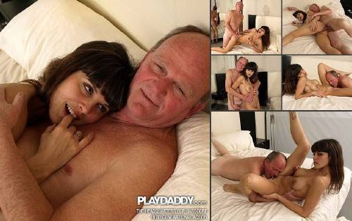 Dad and daughter having sex