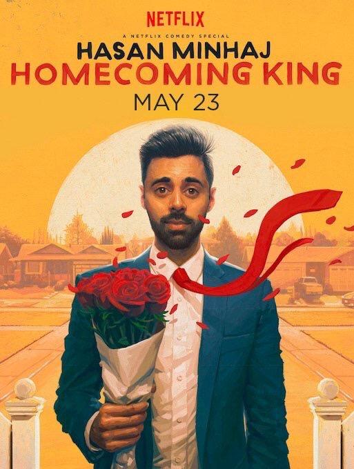 Hasan Minhaj Homecoming King 2017  WEBRip DD5 1 x264QOQ