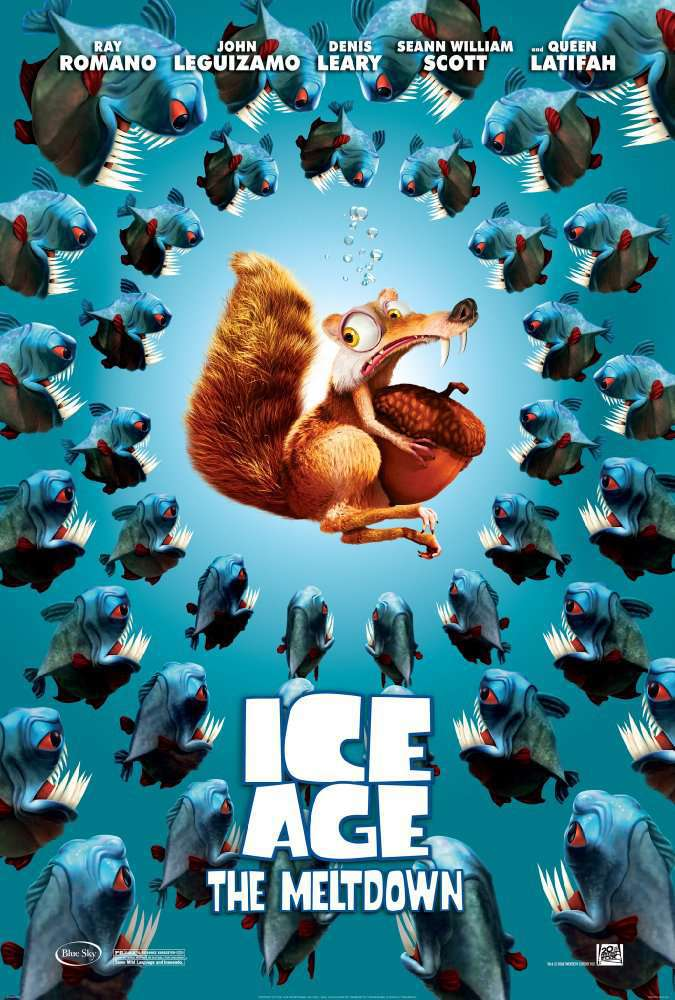 Ice Age The Meltdown 2006  BluRay H264 AAC