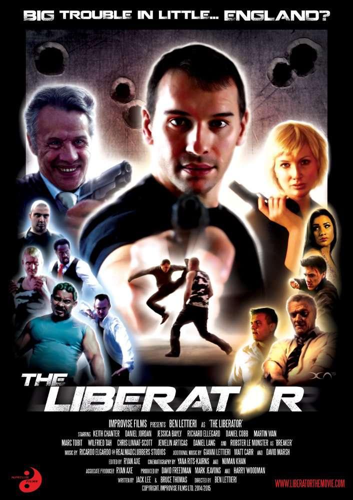 The Liberator 2017 HDRip XviD AC3EVO