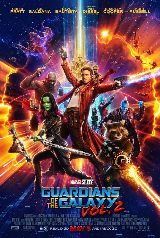 Guardians of the Galaxy VOL2 2017  HDTS x265 AC3 TiTAN