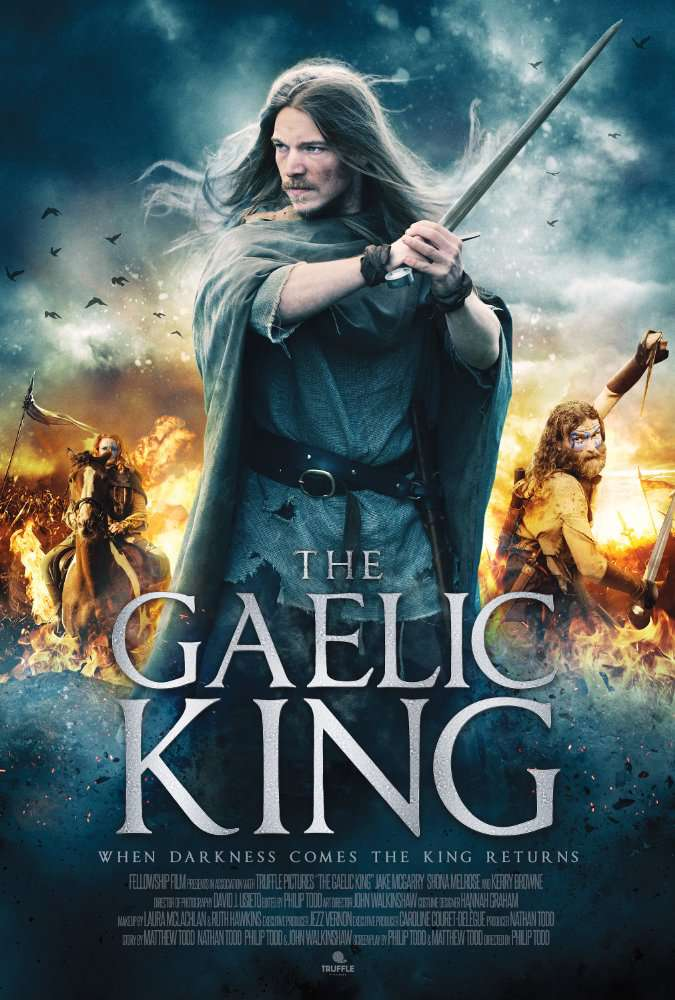 The Gaelic King 2017 HDRip XviD AC3EVO
