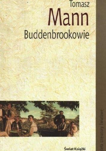 Buddenbrookowie - Thomas Mann