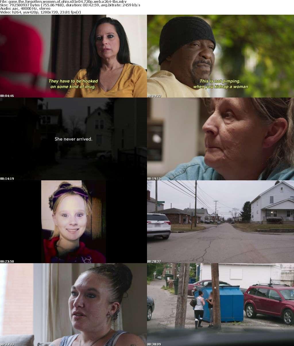 Gone The Forgotten Women of Ohio S01E04 720p WEB x264-TBS