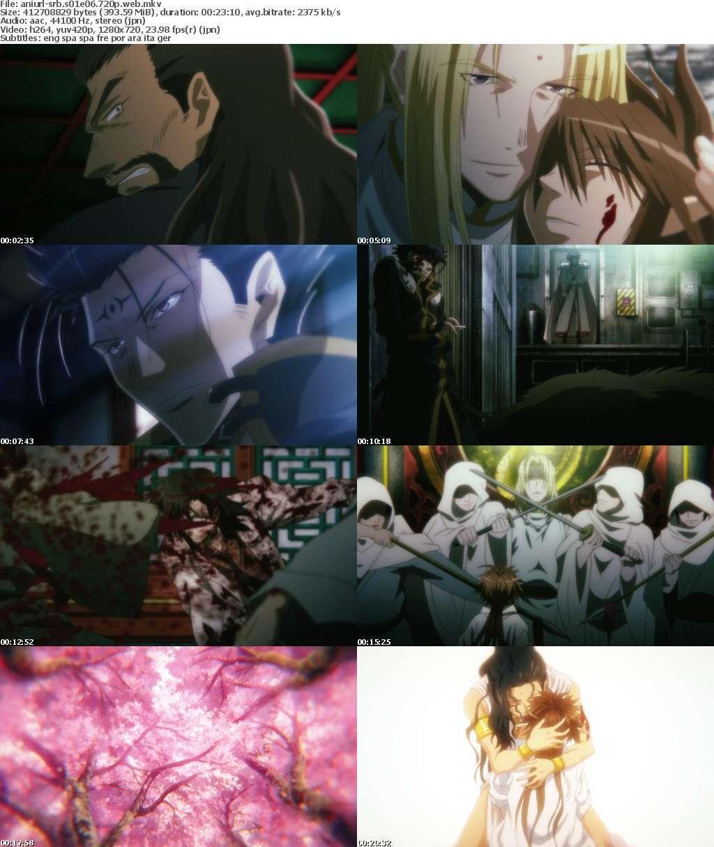 Saiyuki Reload Blast S01E06 720p WEB x264-ANiURL