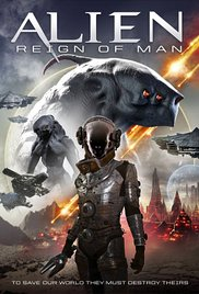 Alien Reign of Man 2017 HDRip XviD AC3-EVO