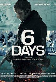 6 Days (2017)