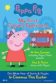 Peppa Pig My First Cinema Experience 2017 HDRip XviD AC3-EVO